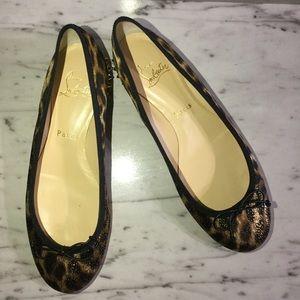 Christian Louboutin Shoes - Christian Louboutin's ballet flats